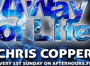 Chris Copper - AWayofLife 031 Yearmix 2017 Part 1 (03.12.2017)