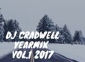 DJ Cradwell - Yearmix 2017 Vol.1