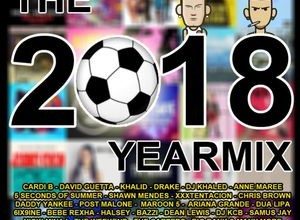 Samus Jay Presents - The Yearmix 2018
