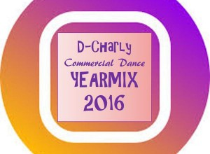 Commercial Dance Yearmix 2016